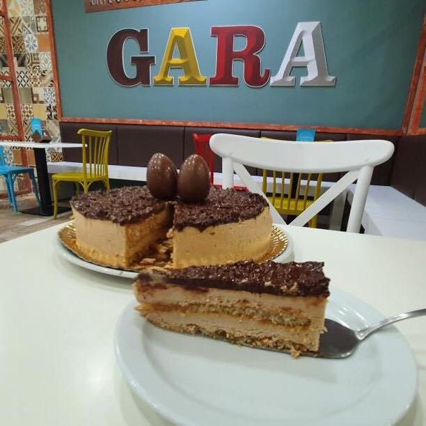 Tarta Cucucho de Gara