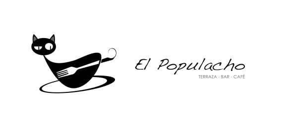 Logo bar el populacho