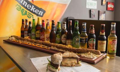 cervezas terraza géiser