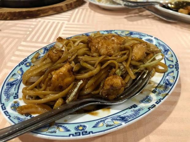 tallarines restaurante Taiwán