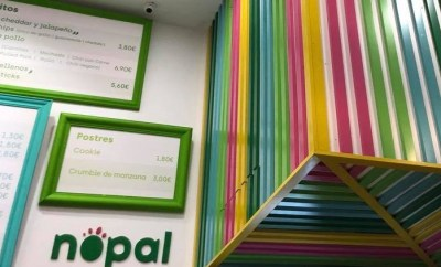 interior nopal tex mex
