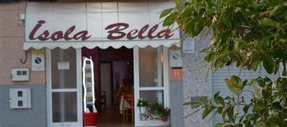 isola bella arinaga pasta y pizza italiana