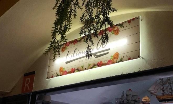 restaurante km 00 local italiano productos locales y ecólogicos en Gran Canaria