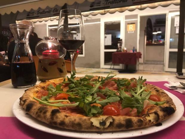 trattoria jose pizza