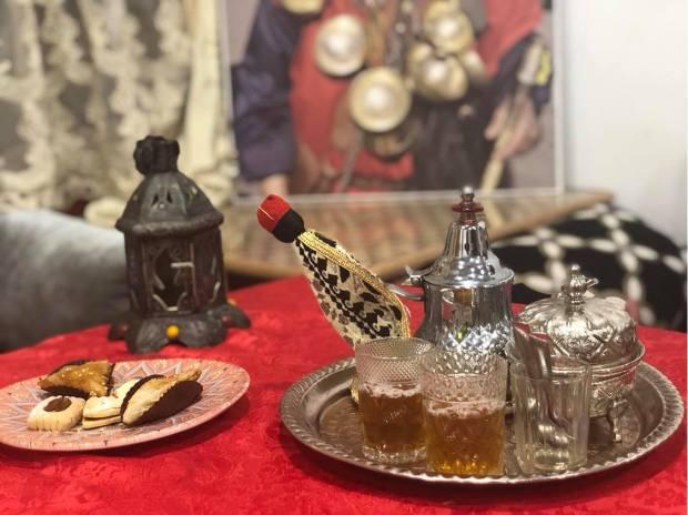 té y pastas marrakech