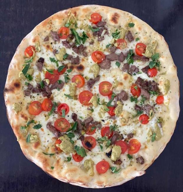 pizza i parioli restaurante italiano Las Palmas