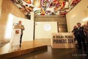 <h5>Premios Pirineos Sur 2016</h5><p>Miguel Gracia. Presidente de la DPH</p>