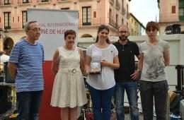 Premio de Cine en Huesca