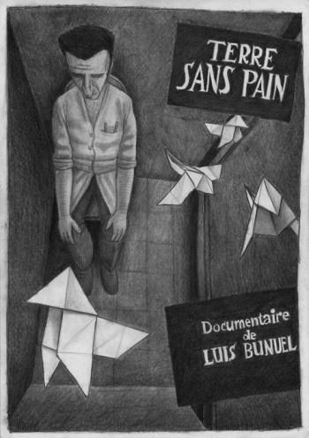 Ilustración de Daniel Viñuales para La bondad y la ira.