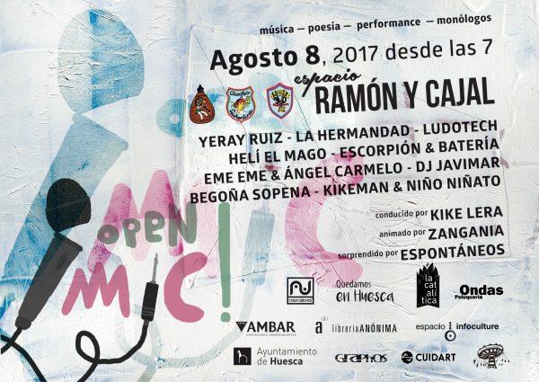 openmic huesca 2017