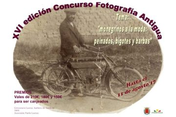 concurso fotografía antigua los monegros
