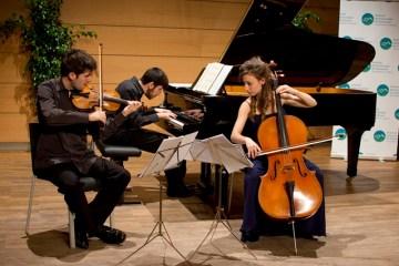 cygnus trio concierto huesca