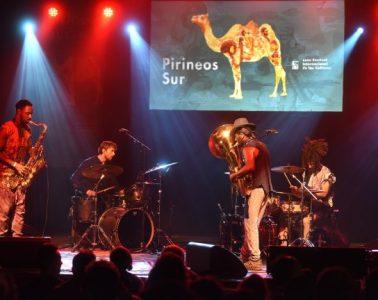 pirineos sur sons of kemet