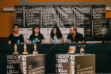 palmares 47 festival cine de huesca