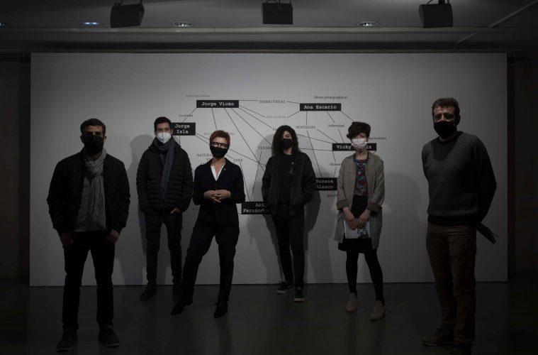 dph inaugura la exposición cartografías del ser