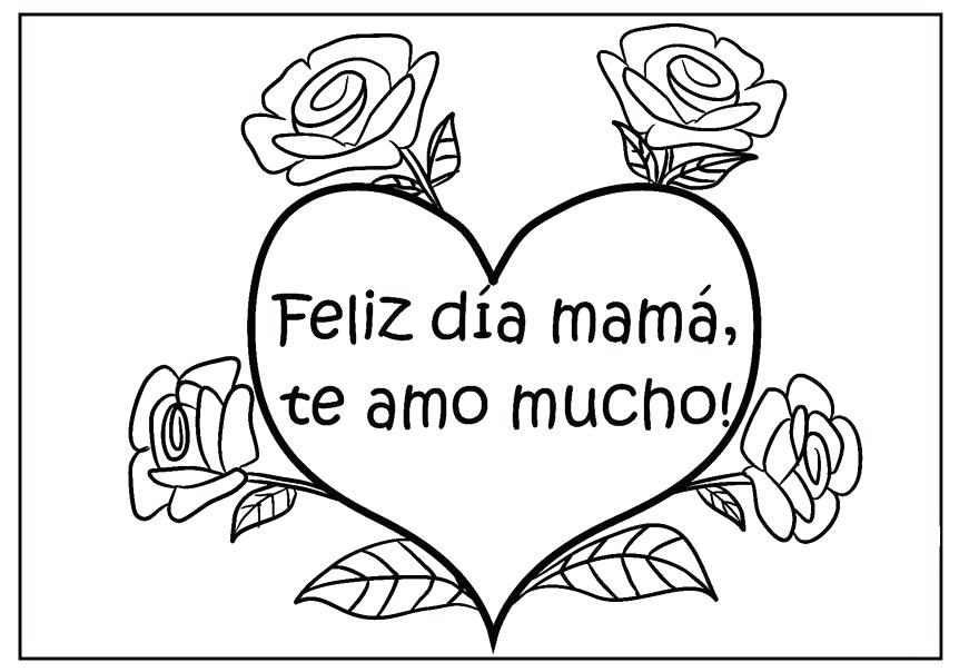 Imagenes Bonitas Para Dibujar Para Mama On Log Wall