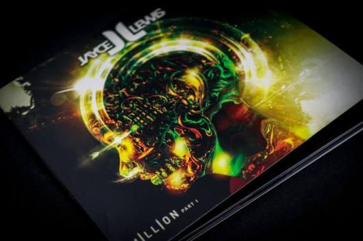 "Jayce Lewis ""Million"" okładka"