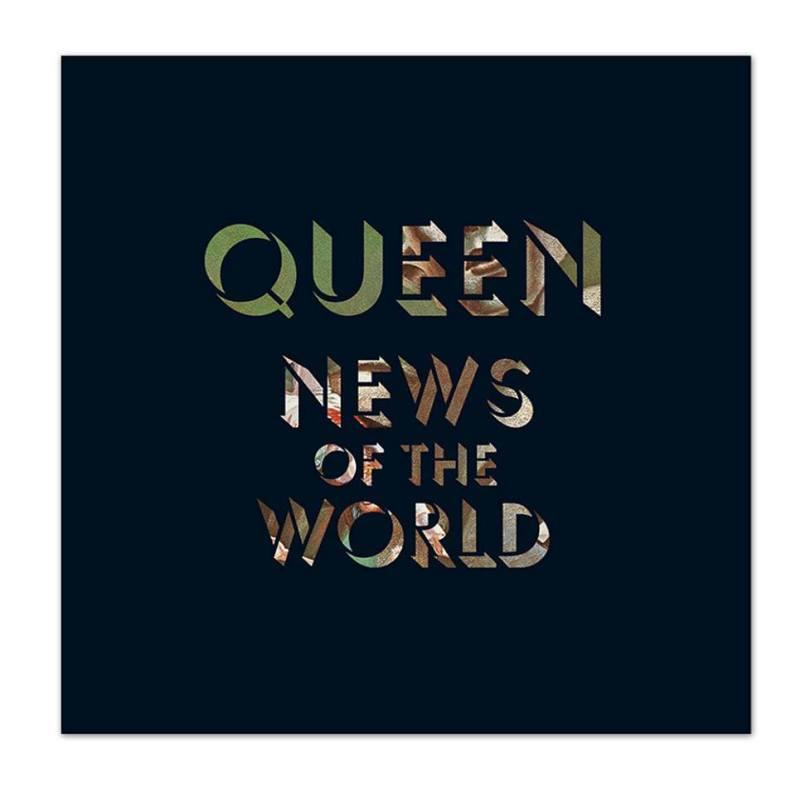 News of the World Picture Disc 2017 -okładka