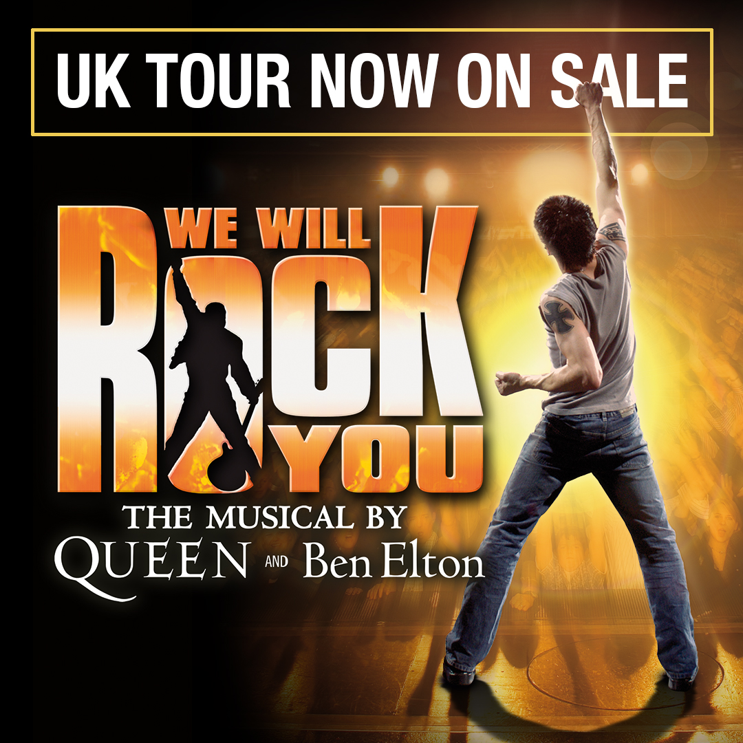Kultowy musical Queen - We Will Rock You powraca!