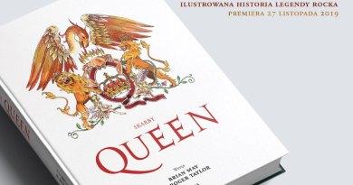 """""""Skarby Queen"""" – nowa książka"""