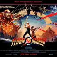 Królowa kocha Flasha Gordona