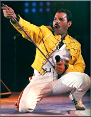 Freddie Mercury Lives