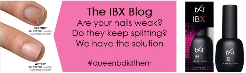 IBX Nail Strengthening Blog