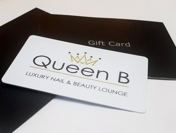 Queen B Luxury Nail Beauty Lounge Giftcard