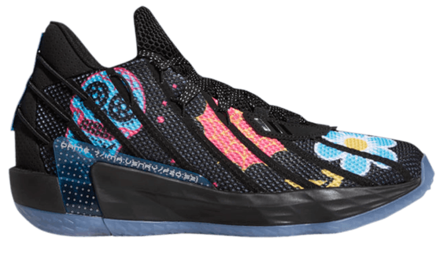 adidas Dame 7 basketball shoe for guards and women hoopers