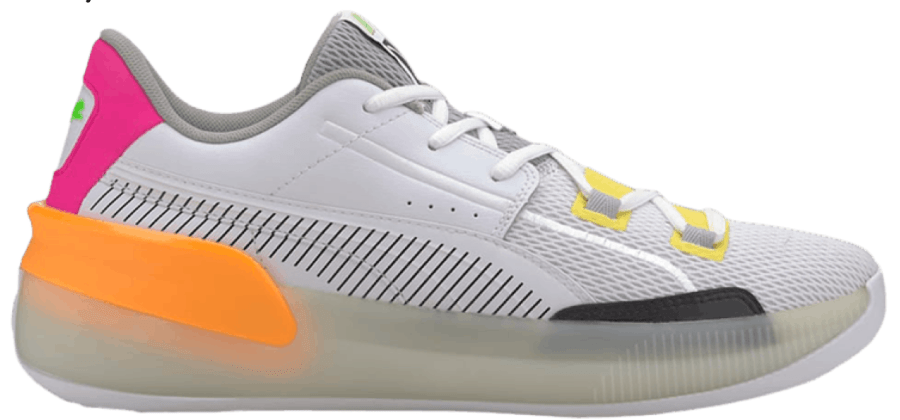 Puma Clyde Hardwood basketball shoe for guards