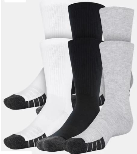 Under Armour women's basketball socks