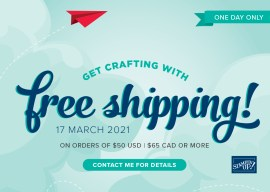 FREE Shipping – 24 hours only