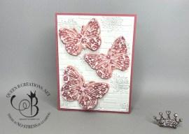Butterflies on Bricks
