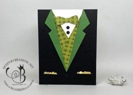 Leprechaun Suit & Tie