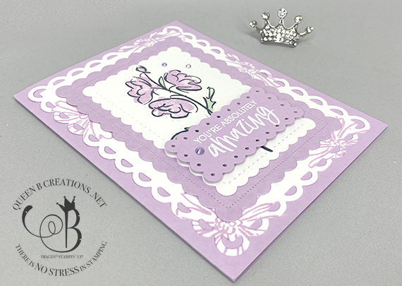 Stampin' Up! Color and Contour bundle 2021 to 2022 in colors by Lisa Ann Bernard of Queen B Creations