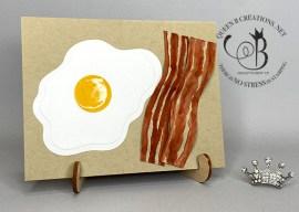 Bacon & (Diorama Dies) Eggs