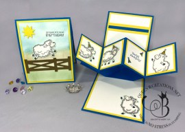 Counting Sheet Twist & Pop Card