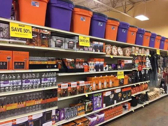 50% Off Halloween Decor, Party Supplies