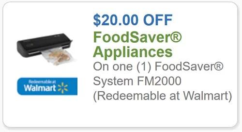 Foodsaver Coupon 20 Off One Foodsaver System A Target Deal