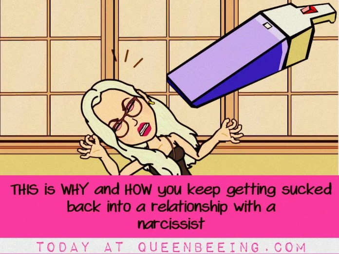 Image result for Why Do Narcissists Hoover?