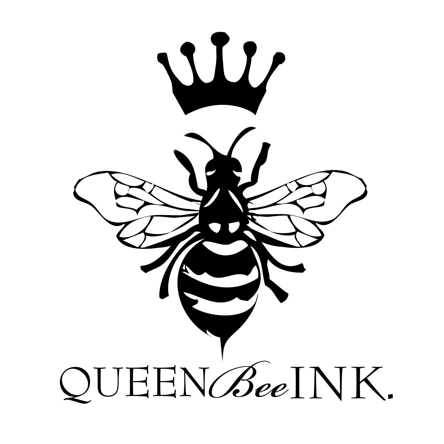 Queen Bee Silhouette