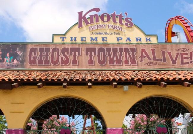 Knott's Ghost