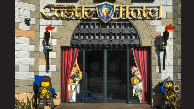 LEGOLAND-Castle-Hotel
