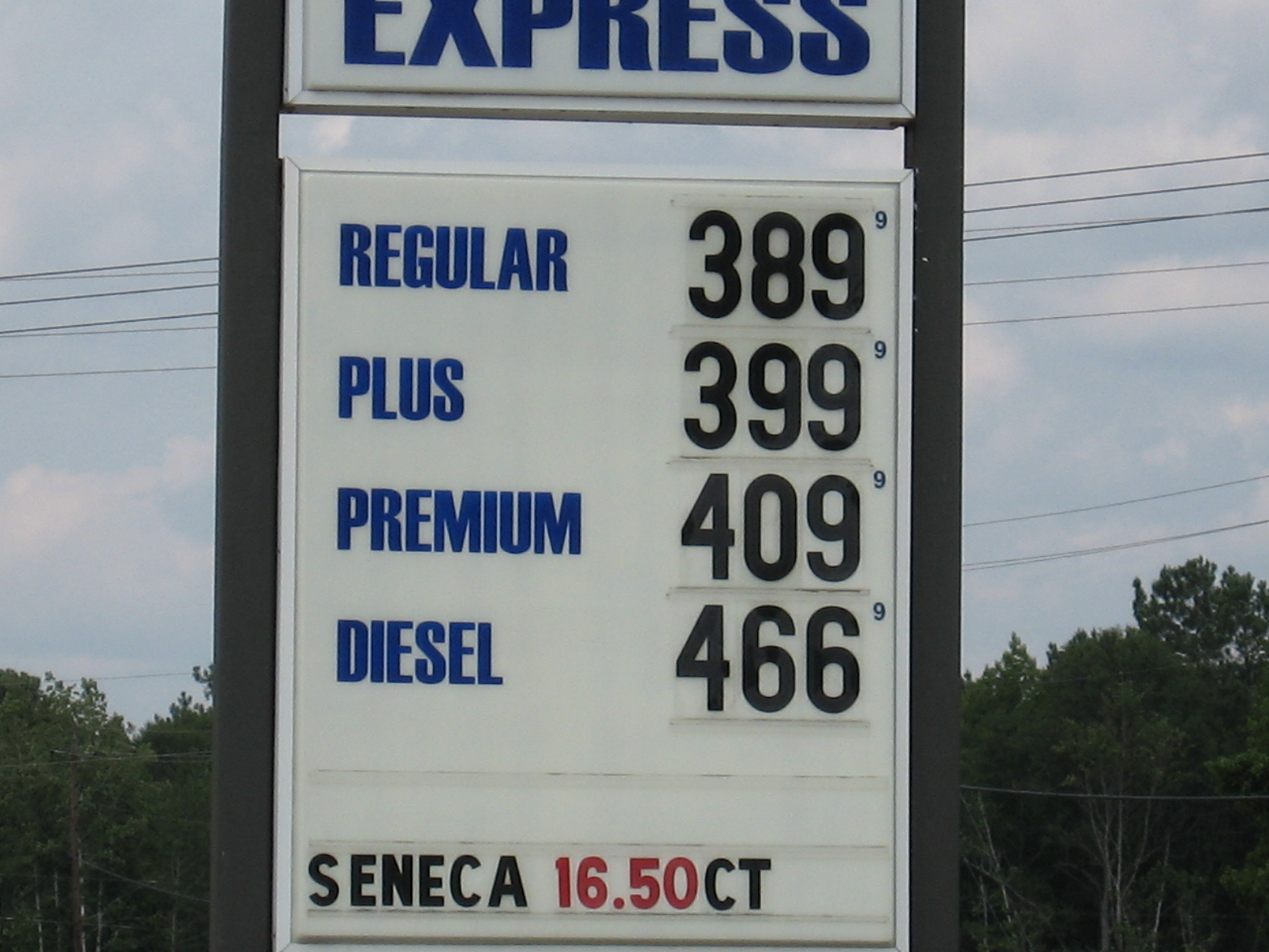 Lowest price in town? Don't believe it!