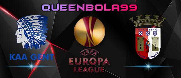 Prediksi KAA Gent vs Braga 25 November 2016