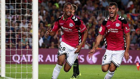 Deportivo La Coruna vs. Deportivo Alaves