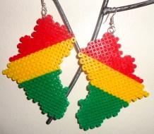 Africa Perler Beads