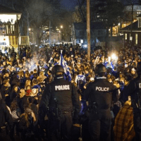 Another Year, Another UK Loss, Another State Street Riot In Lexington, KY