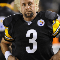 Former Steelers Kicker Jeff Reed Got Tossed From the Hall Of Fame Game and Can't We Just Let the Man Live His Life?