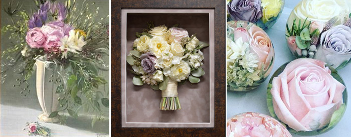 5 Ideas For How To Preserve Your Wedding Bouquet